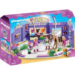 Playmobil City Life - Lovassport Üzlet (9401)