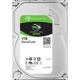 Seagate BarraCuda 1TB 7200rpm 64MB SATA3 (ST1000DM010)