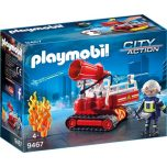 Playmobil City Action - Tűzoltó robot (9467)