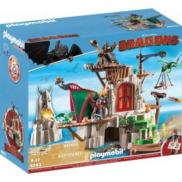 Playmobil Dragons - Berk (9243)