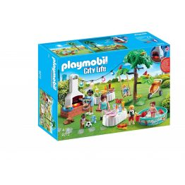 Playmobil City Life - Kertiparti (9272)