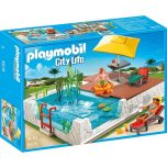 Playmobil City Life - Úszómedence (5575)