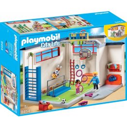 Playmobil City Life - Tornaterem (9454)