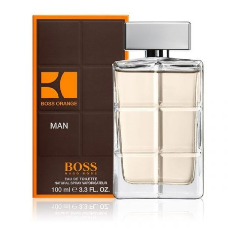 Hugo Boss - ORANGE MAN edt 100 ml