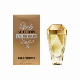Paco Rabanne - LADY MILLION EAU MY GOLD! edt  80 ml