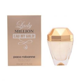 Paco Rabanne - LADY MILLION EAU MY GOLD! edt  50 ml