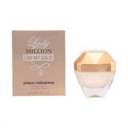 Paco Rabanne - LADY MILLION EAU MY GOLD! edt  30 ml